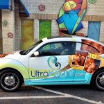 UltraInsight Vehicle Wrap