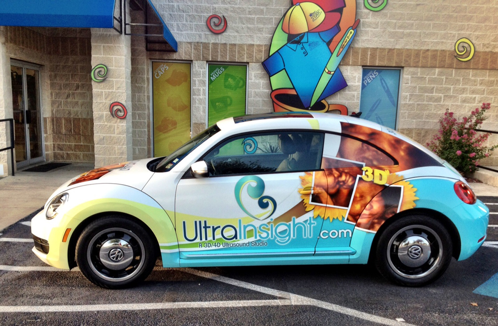 ultrainsight volkswagen beetle car wrap itdraws itdraws