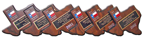 Texas Community Newspaper Awards